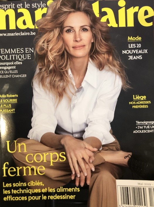 marie claire article presse Mydress by ariane
